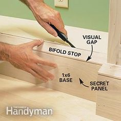 Learn how to use inexpensive materials like birch plywood and standard trim to build a classic, built in wooden bookshelves for your home or office. Bookcase Plans, Built In Bookcase, Bookshelves, Cheap Storage Shelves, Wood Projects, Woodworking Projects, Home Study Rooms, Diy Wood Stain, Base Moulding