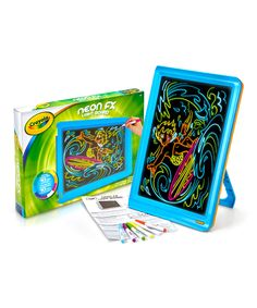 Another great find on #zulily! Neon FX Light Board by Crayola #zulilyfinds