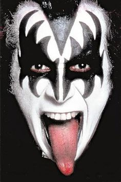 My fav band member, no wait, I don't have a fav member of KISS... they are all great!