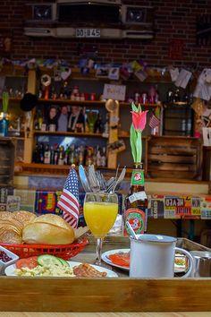 Chevy's Cafe und Bar - Frühstücksliebe    #FrühstückenDortmund #Dortmund #DortmundGehtAus #Ausgehen #RestaurantsInDortmund #BiergärtenDortmund Chevy, Lokal, Bar, Decor, Going Out, Dortmund, Viajes, Decoration, Decorating