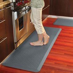 Pineapple Anti-fatigue Kitchen Comfort Mat | It\'s A Pineapple Thing ...