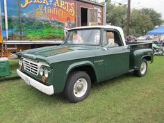 '62 of (1962-64) Dodge D-100 | Flickr - Photo Sharing!