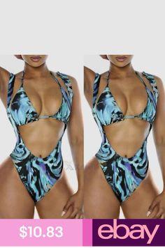 Top one piece swimsuit bra