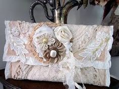Image result for shabby chic purses