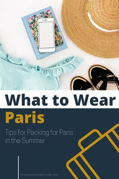 What to wear and how to pack for a trip in the summer. Things to keep in mind when planning what to wear in Paris in the summer. So how to pack for summer in Paris? As in any season, you will want to bring clothes that are both comfortable and stylish enough not to stand out in the crowd of well-dressed locals. #ParisStyle #ParisTravel #ParisWardrobe #ParisOutfits #ParisGuide #ParisPacking #PackingTips