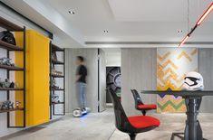 Gallery of Star Wars Home / White Interior Design - 13