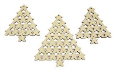 Holiday Ornaments - Treeples (3)