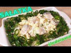 Najlepsza sałatka śledziowa na Wigilię i Święta 👌 pyszna i łatwa. Herring Salad. - YouTube