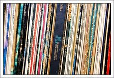 Vinyl Lp Records: 33 1/3 RPM