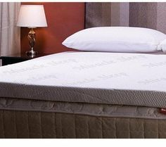 Miracle Sleep XSTPQN03 Miracle Sleep X Support Latex 2in. Topper Queen- Firm Support by Miracle Sleep. $358.00