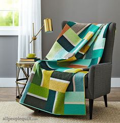 Easy Going Quilt- more pics at link