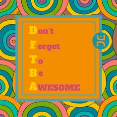 It's Monday: DFTBA  #behuuman #beawesome #monday #quotes #drseuss It's Monday, Monday Quotes, Free Thinker, Go Getter, Freedom Fighters, The Dreamers, Quotes About Monday