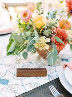 Northern California weddings are always dreamy and this colorful outdoor wedding is no exception. With a sunset color palette with pops of terracotta and blue we cannot help but fall head of heels for this lush design with the prettiest dahlias and roses. Sunset Color Palette, Spring Color Palette, Sunset Colors, Spring Colors, Peach Sangria, Wedding Vendors, Weddings, Garden On A Hill, Shades Of Peach