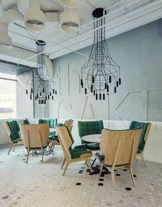 El Pastel, Kiev, 2014 #restaurant