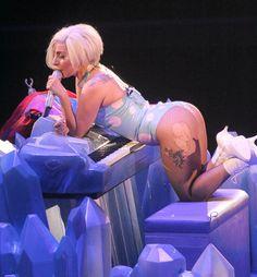 Lady Gaga 2014 ArtPOP ArtRAVE Ball  Costumes