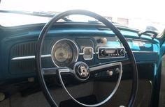 VW Bug Dashboard