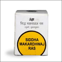 Siddha Makardhwaj Special Tablets is an Ayurvedic medicine, with herbal and mineral ingredients, in tablet form. It is utilized for rejuvenation, convalescent and aphrodisiac treatment. Siddha Makardhwaj is effective for Boost immunity. It helps to maintain vitality, stamina and virility. It should just be taken entirely under medical supervision.