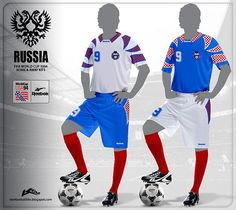 Russia - world cup 94