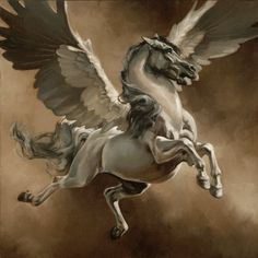 Pegasus by S. Heather Theurer