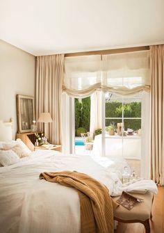 White white bedroom design-interior-i-love Master Bedroom Design, Dream Bedroom, Master Bedrooms, Airy Bedroom, Bedroom Colours, White Bedrooms, Beautiful Bedrooms, Beautiful Homes, House Beautiful