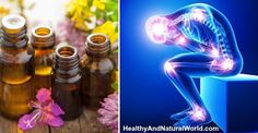 The Top 20 Essential Oils to Relieve Pain and Inflammation (Research Based)
