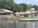 Crackers Crystal River, Florida..you can stop here by boat or kayak....great food...