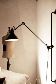 Lamp With Weight