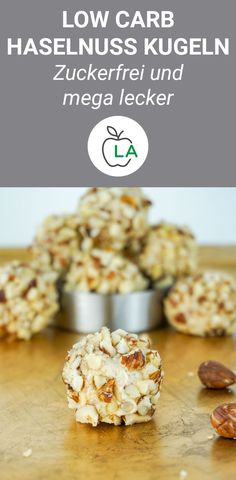 Low Carb Giotto - Sugar-free snacking made easy , . - Low Carb Giotto – Sugar-free snacking made easy , - Healthy Desserts For Kids, Low Carb Desserts, Health Desserts, Easy Healthy Recipes, Low Carb Recipes, Dessert Recipes, Delicious Desserts, Sugar Free Snacks, Sugar Free Recipes