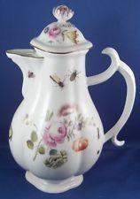 Rare 18thC 1740s Meissen Porcelain Coffee Pot Porzellan Kaffeekanne Kanne