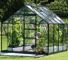 Vitavia Greenhouses are one of the fastest growing greenhouse manufacturers in Europe. The greenhouses in the Vitavia greenhouse range have been...