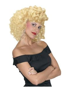 Check out Cool 1950s Wig - Halloween Costume Wigs & Accessories from Anytime Costumes