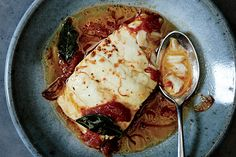 Find the recipe for Poached Cod with Tomato and Saffron and other saffron recipes at Epicurious.com