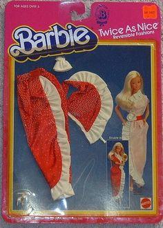 Aaaaahhh amaba este vestuario pero no lo tenía. Tú lo tenias no @Heidilein7 ??? Barbie