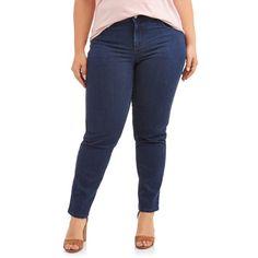 0f18a474152c0 Just My Size - Just My Size Women s Plus-Size 5 pocket stretch Jean -  Walmart.com