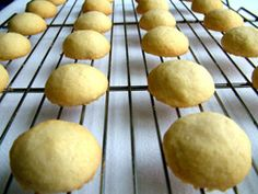 Viennese biscuit recipe & Coffee