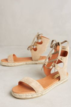 Modern Colorist | A Modern Roundup: Summer Sandals | Maypol Menfis Gladiators