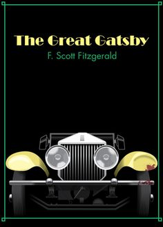Friday Feature: The Great Gatsby BookCovers
