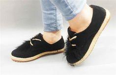 Cudo Yaz Günlük Ayakkabı Siyah (QNN2001SYH)
