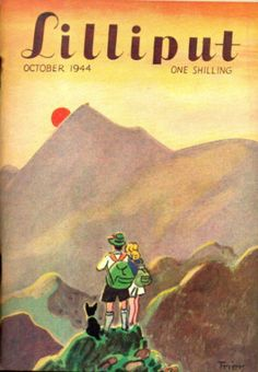 Mr. Hamble's Bear, a delightful short story by Margery Sharp published in the 1944 Lilliput magazine