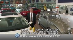 Why Do Business With Us? Lunde's Peoria Volkswagen Owner Dennis Lunde lo...