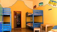 7-bed room and dormitory