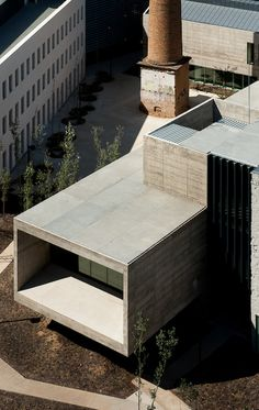 CAN FRAMIS Museum by Jordi Badia, photo by Fernando Guerra