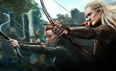 How Desolation of Smaug adds Elves who don't appear in The Hobbit