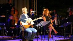 Segment from the Dalaras & Eleni Tsaligopoulou Concert at Naoussa Greek Music, Greece Islands, Greece Travel, Dance, Songs, Concert, Dancing, Greece Vacation, Concerts