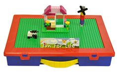Lego-Compatible Organizer Case with Building Plate(Green)... http://www.amazon.com/dp/B00YHOKXVG/ref=cm_sw_r_pi_dp_vN3vxb0G5303W