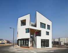 Gallery of Double House / ON Architecture - 1