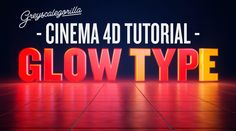 How To Animate A Blinking Title Card With Mograph and Cinema 4D