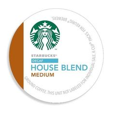 Starbucks Decaf House Blend 128 K-Cup Pods *** To view further for this item, visit the image link. (This is an affiliate link and I receive a commission for the sales)