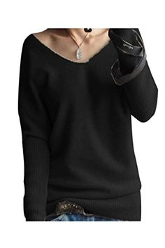 Kakalot Womens Sexy V Neck Long Sleeve 100% Cashmere Pullover Sweaters 3x  Special Offer: $23.98  222 Reviews Kakalot Womens Sexy V Neck Long Sleeve 100% Cashmere Pullover Sweaters 3xImported.Size:S,M,L,XL,XXL,XXXL.V neck,Long sleeve,Pullover,Pure color.Perfect birthday/new...