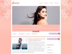 Download Bueno free WordPress theme to know how to build a website for free fast and easy. This fascinating design and powerful framework will help you create an attractive, professionally looking website for your beauty blog, cosmetic e-shop or bersonal web page alike. Social Bar, Seo Optimization, Themes Free, Responsive Web Design, Building A Website, Premium Wordpress Themes, Looking Stunning, Create, Easy